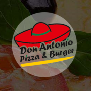logo Don Antonio Pizza & Burger