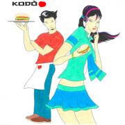 logo Kodo Burger
