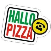 logo Hallo Pizza Most