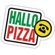 logo Hallo Pizza Most