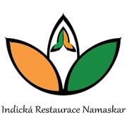 logo Namaskar indická restaurace