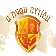 logo Restaurace U dvou rytířů
