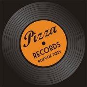 logo Pizza Records - Brno Západ