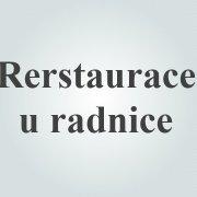 logo Restaurace U Radnice