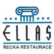 logo ELLAS - řecká restaurace