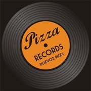logo Pizza Records - Zlín