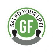 logo Green factory - Salad your life