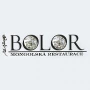 logo BOLOR Mongolská restaurace