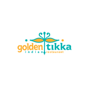 logo Golden Tikka