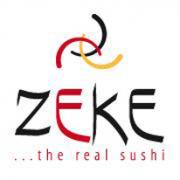 logo Zeke - Sushi Bar