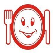 logo M Bistro Veselý talíř