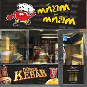 logo Kebab Mňam Mňam
