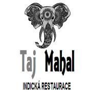 logo Indická Restaurace Taj Mahal