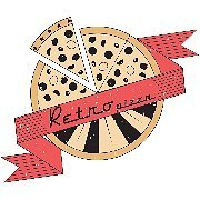 logo Retro Pizza