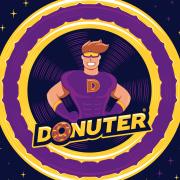 logo Donuter Donuts