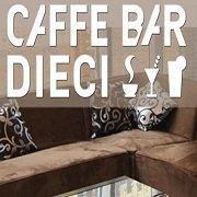 logo Caffè Dieci & Cocktails