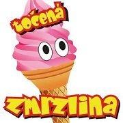 logo Zmrzlina Modřínka Plzeň