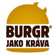 logo Burgr jako kráva - Ostrava