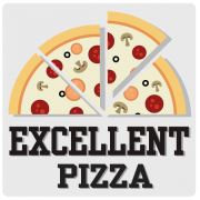 logo Pizza Excellent