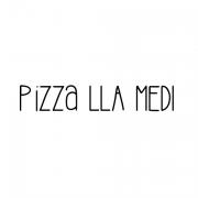 logo Pizza LLA MEDI