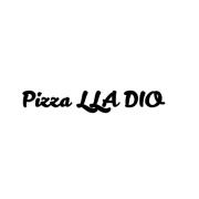 logo Pizza LLA DIO