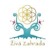 logo Živá zahrada