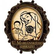logo Restaurace U Mariánského obrazu