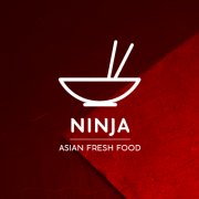 logo Ninja - Asian Fresh Food