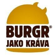 logo Burgr jako kráva - Havířov