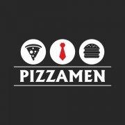 logo Pizzamen