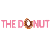 logo The Donut - night