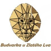 logo Budvarka U Zlatého lva