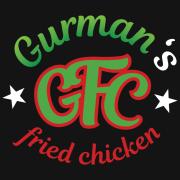 logo GFC-Gurmán Fried Chicken Frýdek Místek