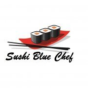 logo Sushi Blue Chef