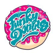 logo Funky Donuts