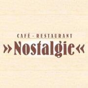 "logo Cafe Restaurant ""Nostalgie"""