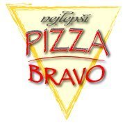 logo Pizza Bravo