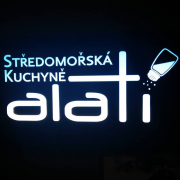 logo Řecká restaurace Alati