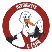 logo Restaurace U Čápa