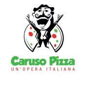 logo Caruso Pizza