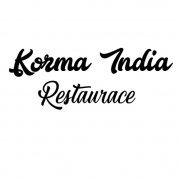 logo Korma India Restaurace