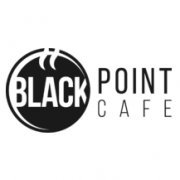logo Black point cafe