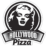 logo Hollywood pizza Chomutov