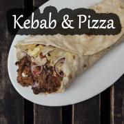 logo Kebab & pizza
