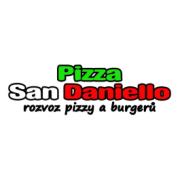 logo Pizza San Daniello - Pražák
