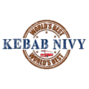 logo KEBAB NIVY Bratislava - donáška jídla