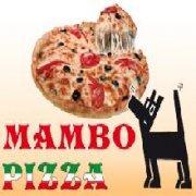 logo Mambo pizza