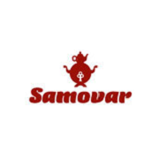 logo Samovar ruská restaurace