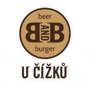 logo Beer & Burger U Čížků