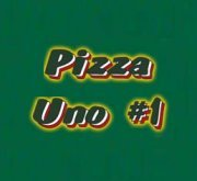 logo Pizza Uno Michle